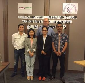 QP ISO/TS16949 Training